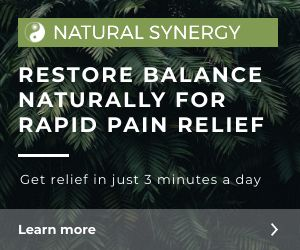 pain free naturally